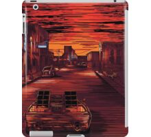 Back To The Future 1 iPad Case/Skin