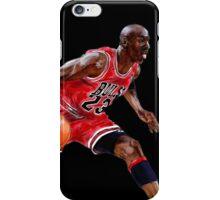 Michael Jordan - Smile Design 2016 iPhone Case/Skin