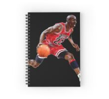 Michael Jordan - Smile Design 2016 Spiral Notebook