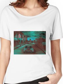 Back To The Future Version 3 Women's Relaxed Fit T-Shirt