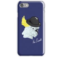 Bowler Hat Cockatoo iPhone Case/Skin
