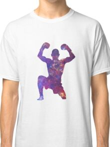 Muay Thai Fighter Colorful Classic T-Shirt