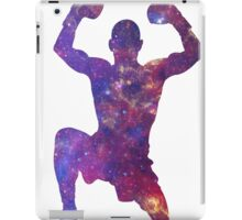 Muay Thai Fighter Colorful iPad Case/Skin