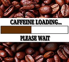 ☝ ☞ CAFFEINE LOADING THROW PILLOW & TOTE BAG ☝ ☞ by ✿✿ Bonita ✿✿ ђєℓℓσ