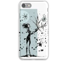 Ink Dance iPhone Case/Skin