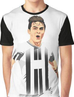 Paulo Dybala Graphic T-Shirt