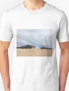 Trail hawk jeeps do the dune Unisex T-Shirt