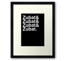 Always a Zubat Framed Print