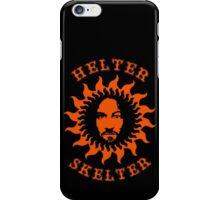 Helter Skelter 3 Colour iPhone Case/Skin