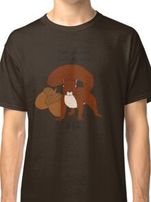Angry Squirrel Classic T-Shirt