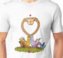 Love Giraffes Unisex T-Shirt