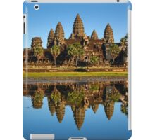 Angkor Wat Temple, Siem Reap, Cambodia iPad Case/Skin