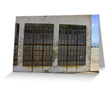 Net Depot WWII Building Greeting Card