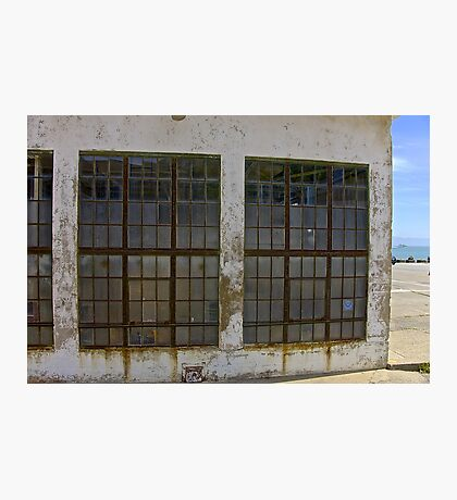 Net Depot WWII Building Photographic Print