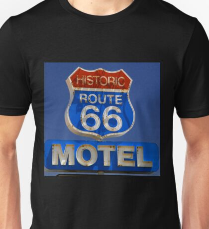 Route 66 motel Unisex T-Shirt