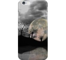 Moon Landscape iPhone Case/Skin