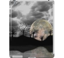 Moon Landscape iPad Case/Skin