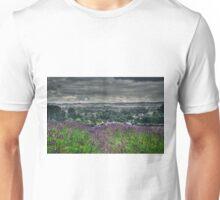 Lavender field Unisex T-Shirt
