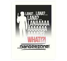 ISIS - Operation: Dangerzone!! Art Print