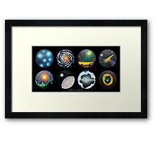 A Universe of Wonders • 2010 Framed Print