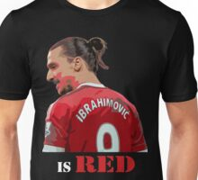 Zlatan is Red Unisex T-Shirt