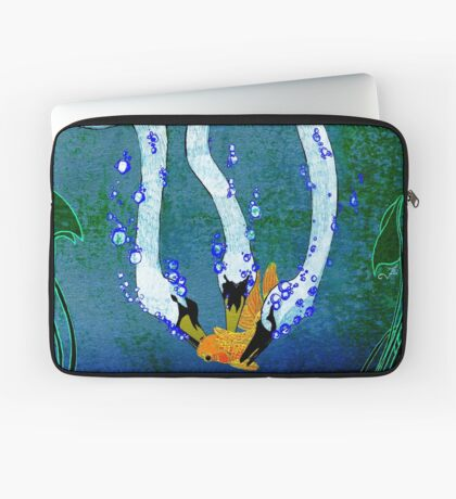 Swan Lake Laptop Sleeve
