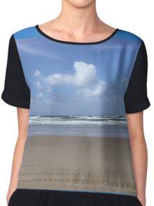 Life is a Beach Chiffon Top