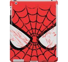 Spider-Man face iPad Case/Skin