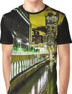 Chicago, Batman City (Gotham) Graphic T-Shirt