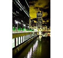 Chicago, Batman City (Gotham) Photographic Print