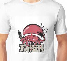 Farik- Octopus Crew Unisex T-Shirt