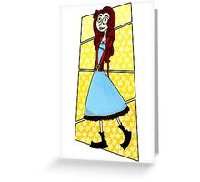 Amy Dyer Greeting Card