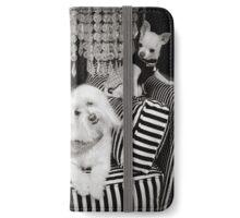 Doggies of Leisure iPhone Wallet/Case/Skin