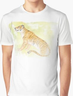 Tiger Day Graphic T-Shirt