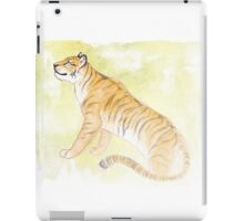 Tiger Day iPad Case/Skin