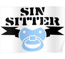 Sin Sitter VRS2 Poster