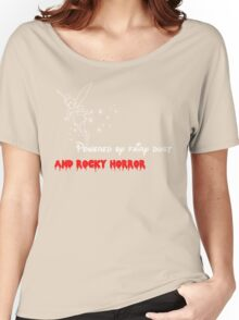 Fairy Dust and Rocky Horror Women's Relaxed Fit T-Shirt