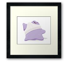 Dirty Ditto Framed Print