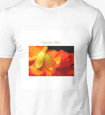 Tropaeolum Majus Unisex T-Shirt