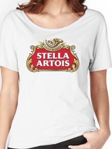 Stella Artois Women's Relaxed Fit T-Shirt