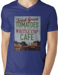 Fried Green Tomatoes - Book Mens V-Neck T-Shirt