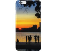 Dance until the Sun Goes Down iPhone Case/Skin