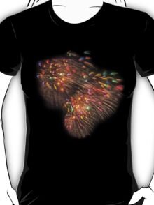 Boston Fireworks - Flying Feathers T-Shirt