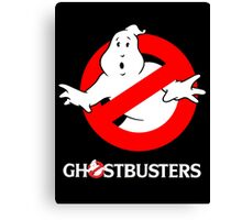 Ghostbusters Canvas Print