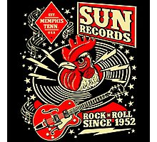 Sun Records : Rock N' Roll Since 1952 Photographic Print