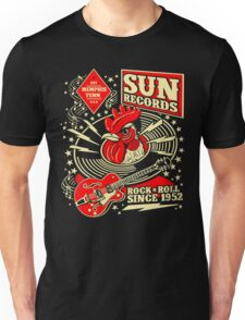 Sun Records : Rock N' Roll Since 1952 Unisex T-Shirt