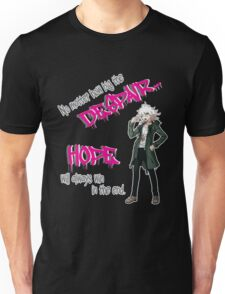Nagito Komaeda: Hope and Despair Unisex T-Shirt