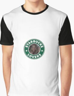 Starbucks Lovers Graphic T-Shirt