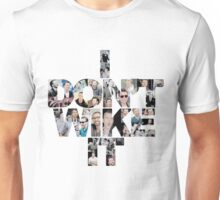 I don't wike it - Chris Evans Unisex T-Shirt