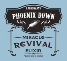Larsonary's Phoenix Down by Larsonary